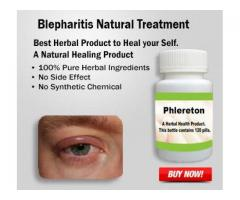 Herbal Supplements for Blepharitis Natural Treatment
