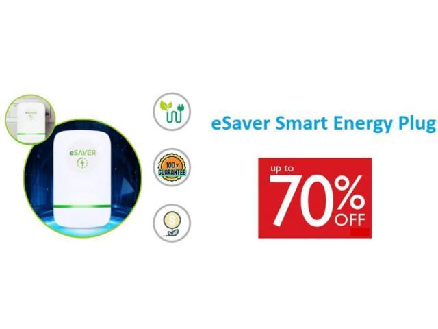 eSaver Smart Energy Plug Device Advantages