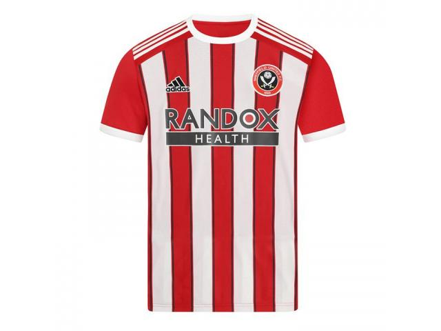 Camiseta Sheffield United replica 2021