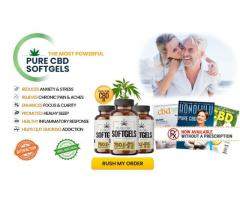 What Is the Advantage of the Pure CBD Softgels Product?