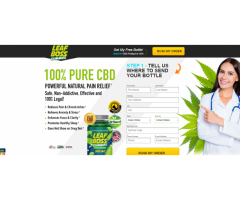 Leaf Boss CBD Gummies(Canada)-Ingredients, Reviews, Price & Get free trial Offer.