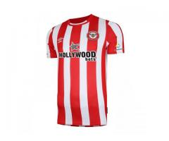 Camiseta Brentford replica 2021