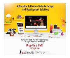 Best offer Custom Website Design Happy New Year 2019