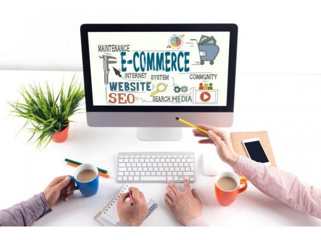 Best offer Ecommerce Website Design Happy New Year 2019