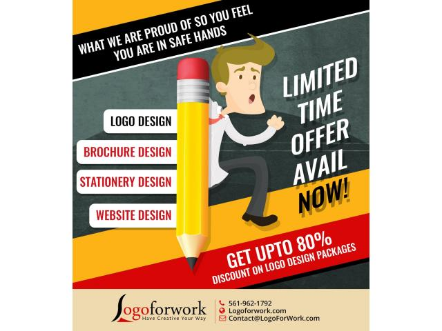 Best offer Custom Brochure Design Happy New Year 2019