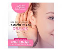 Mejora el tamaño de tus orejas - Clínica Renacer