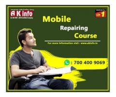 Mobile Repairing Course in Raiganj | Call: 700 400 9069