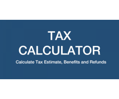 Standard deduction of Income Tax Calculator