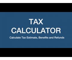 Standard deduction of Income Tax Calculator