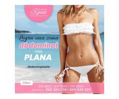 Soluciona la flacidez abdominal - Clínica Renacer