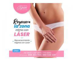 Regenera la zona intima - Clínica Renacer