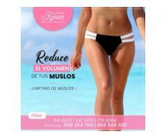 Mejora la tersura de tus muslos - Clínica Renacer