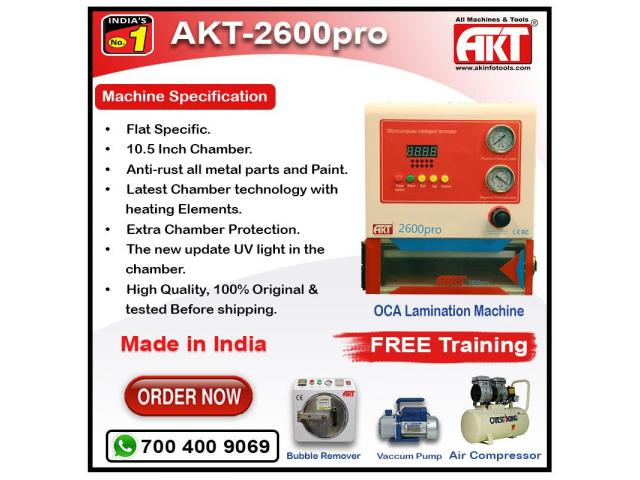 OCA Lamination Machine in Kolakata | Call 700 400 9069