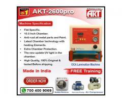 OCA Lamination Machine in Kolakata   Call 700 400 9069