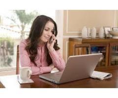 Se necesita personal para trabajos desde casa