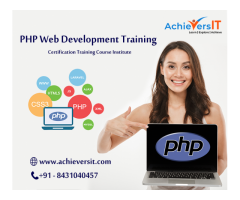 Best PHP Development Training Institute in Bangalore