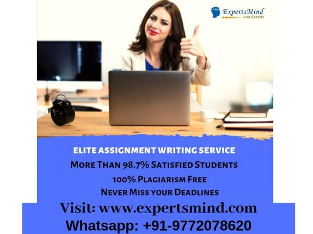 Looking For Accounting Assignments Help – Visit Expertsmind!