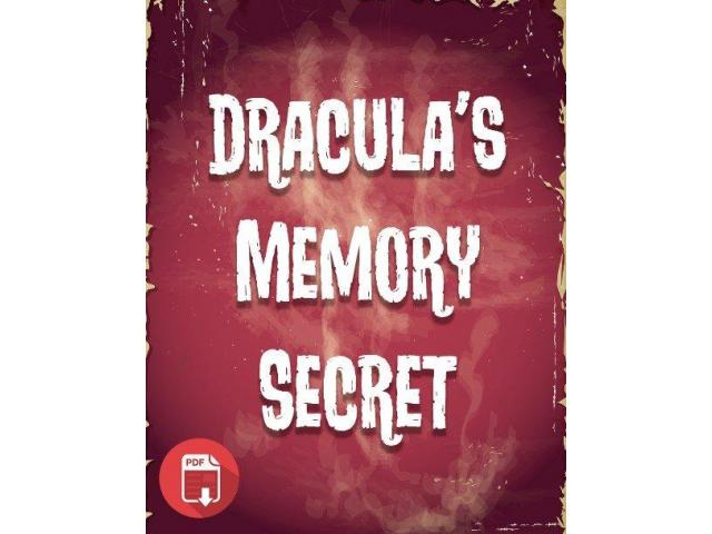 Are There Any Side Effects To The Dracula8217s Memory Secret