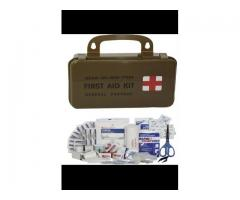 Heavy Duty Emergency Outdoor Survival Backpack Kit - 93 in 1