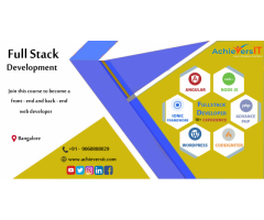 NodeJS Fullstack Course in Bangalore