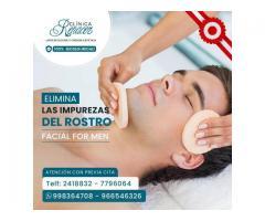 Elimina las impurezas del rostro