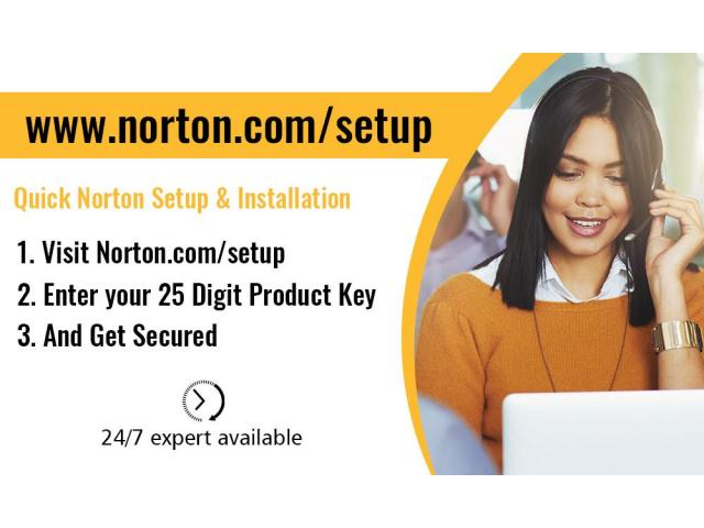 norton.com/setup - Download Norton Antivirus on your computer