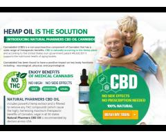 Where to Buy Natural Pharmers CBD Oil?