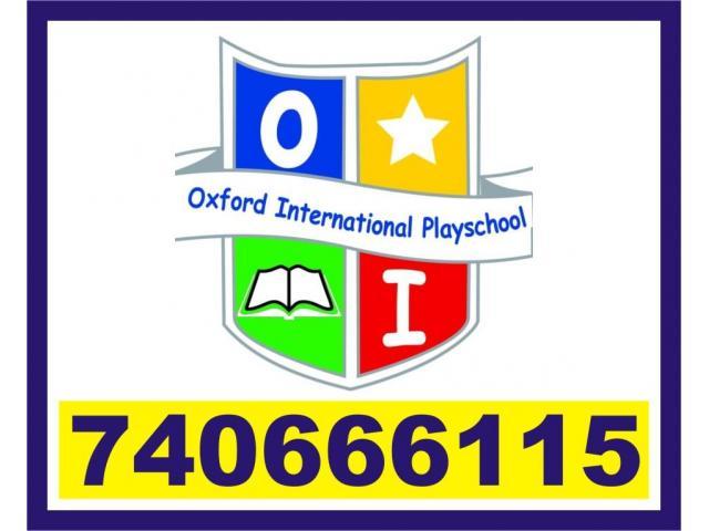 Oxford Online Preschool | A Unique Play School  In Your Neighbourhood|