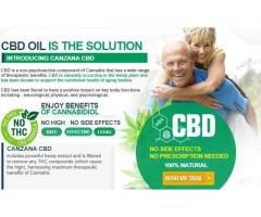 What Kind Of Canzana CBD Oil UK Formula Is?