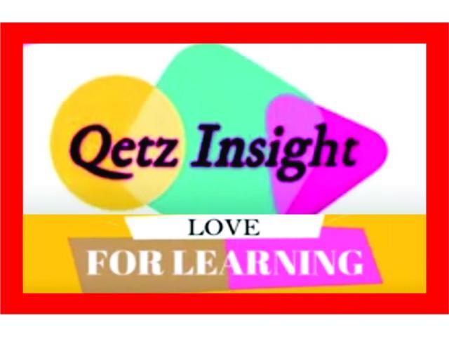Qetz Insight Online Learning channel for Kids   Learn Online   1202  