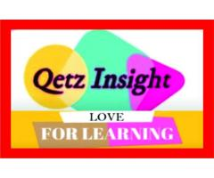 Qetz Insight Online Learning channel for Kids | Learn Online | 1202 |