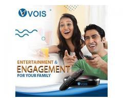 VOIS IPTV: Offering Premium Entertainment Under $5/Month