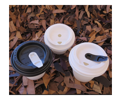 Redesigned To Go Coffee Lid - Foamaroma