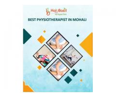 Best Physiotherapy Clinic in Mohali, Best physiotherapist in mohali