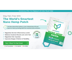 Grown Science Nano CBD Patch Review: Price, Free Trial…