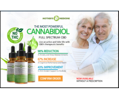 What is Mothers Medicine CBD Oil Canada?