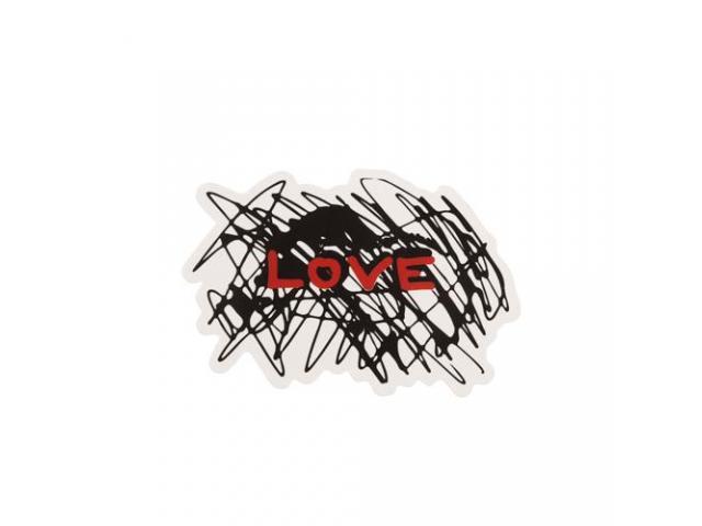 Custom Die Cut Stickers No Minimum | Love Custom Stickers | GS-JJ.com ™