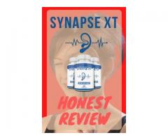Synapse XT Reviews-Does This New Tinnitus Supplement Works?