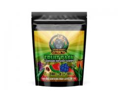 Golden Monkey Extracts – Fruit Pack THC:CBD