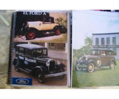 ** manuales de automoviles antiguos **