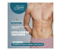 Reduce el abdomen con lipolaser - Clínica Renacer