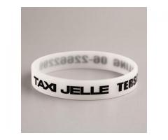 TAXI JELLE TERSCHELLING Wristbands