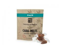 TWISTED EXTRACTS CARA-MELTS