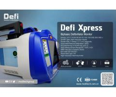 China Defixpress Portable defibrillator monitor 360J biphasic and AED ,Built-in printer all for Stan