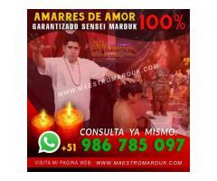 AMARRES DE AMOR EN ESPAÑA -MAESTRO MARDUK