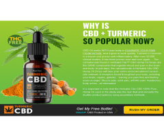 Plant Pure Turmeric CBD Oil Canada: Is Plant Pure CBD Turmeric Oil Safe?
