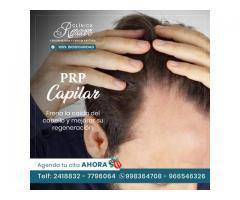 Frena la caída de cabello o la alopecia.